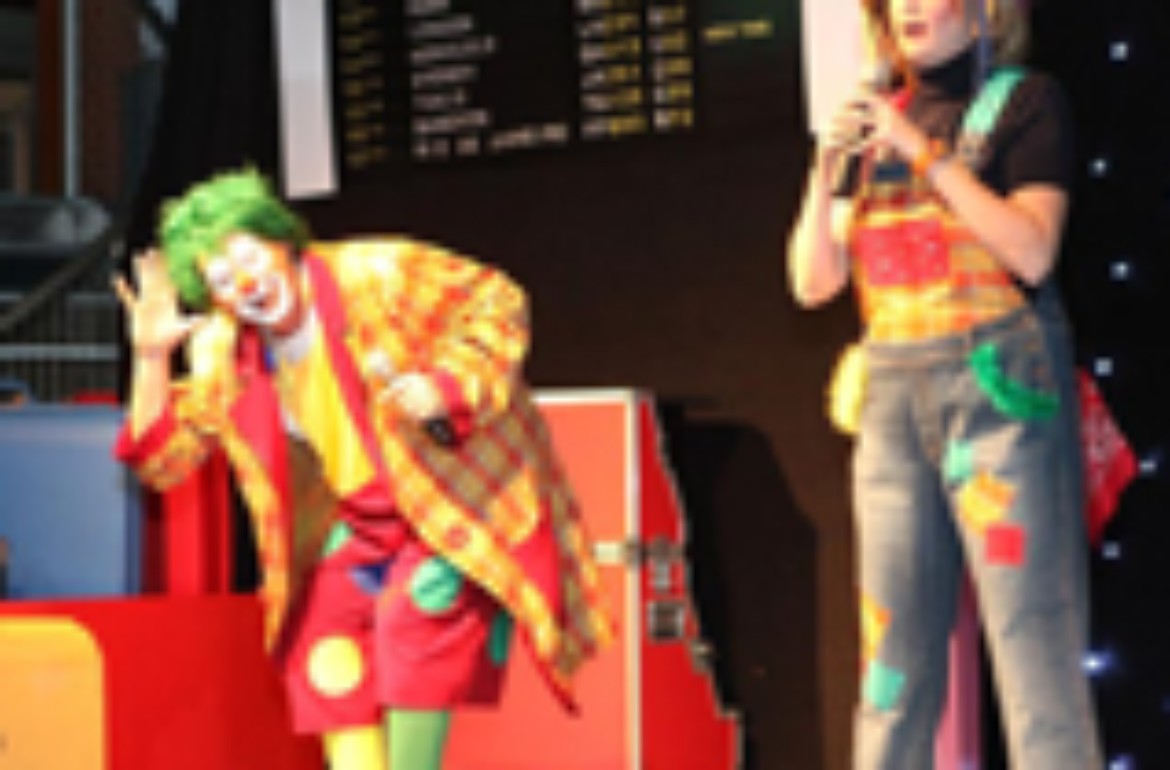 <h4>Clown Jopie fandag 2017</h4>