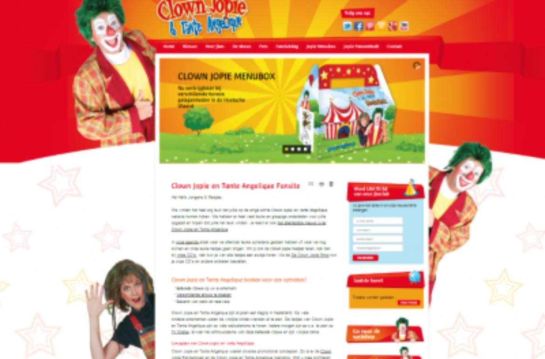 <h4>Nieuwe website online!</h4>