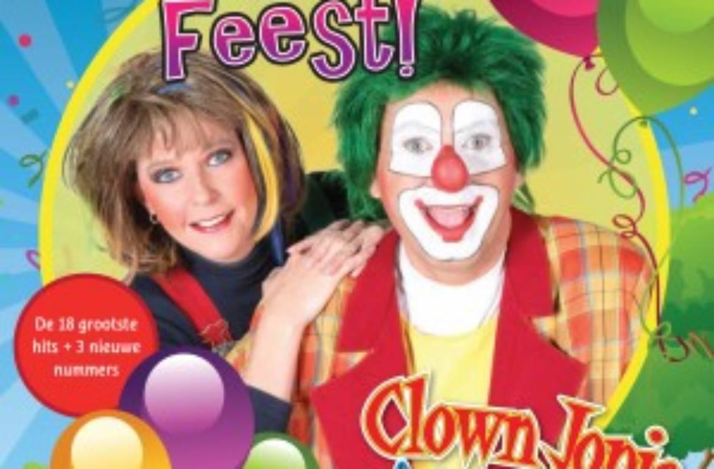 """<h4>Clown Jopie en Tante Angelique lanceren nieuwe CD: """"25 jaar Feest!""""</h4>"""