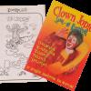 Kleuren en Spelen met Clown Jopie
