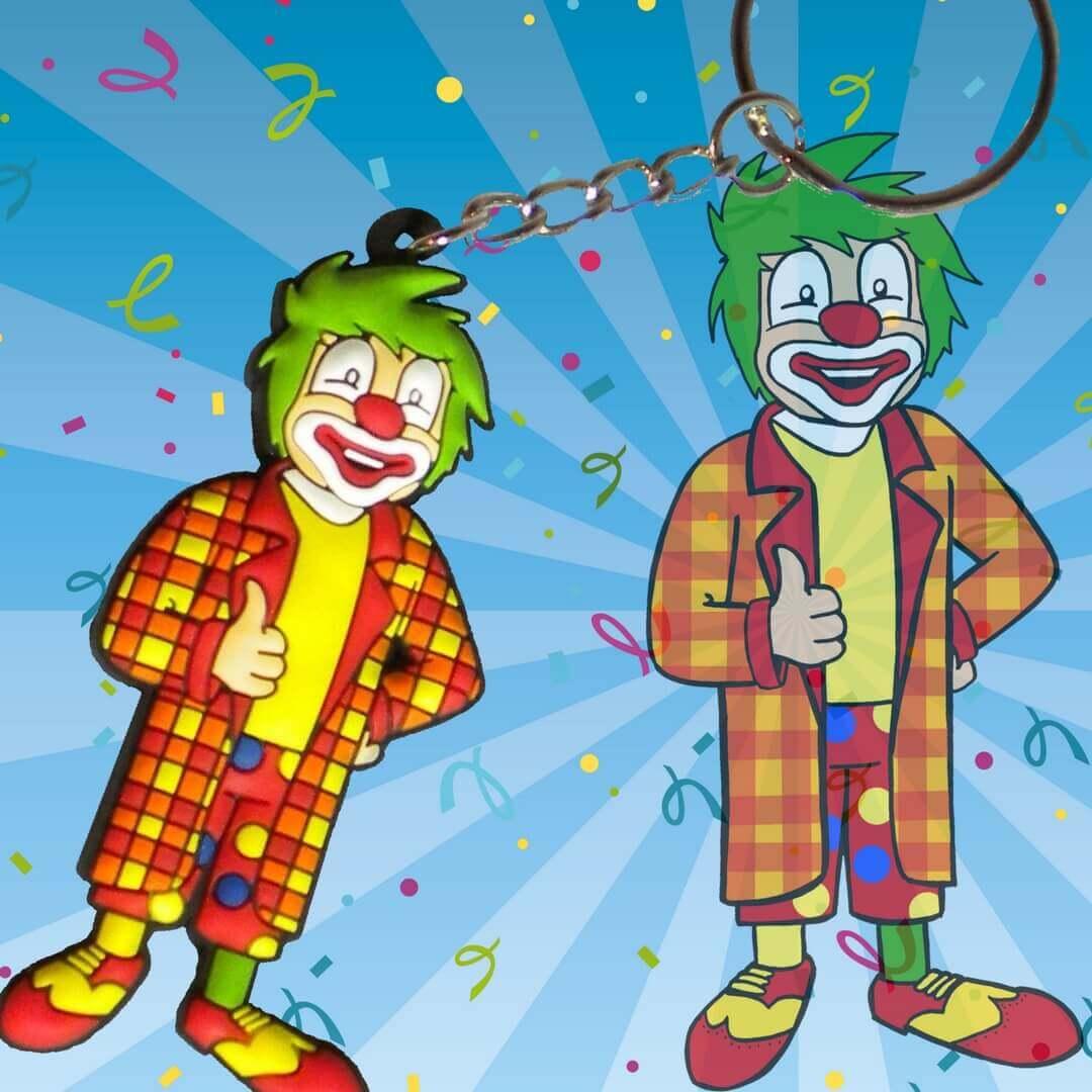 3d-clown-jopie-sleutelhanger