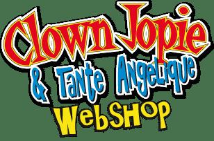 webshop clown jopie