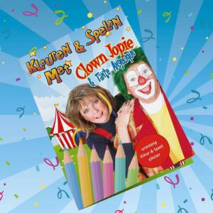 kleurboek-clown-jopie-en-tante-angelique