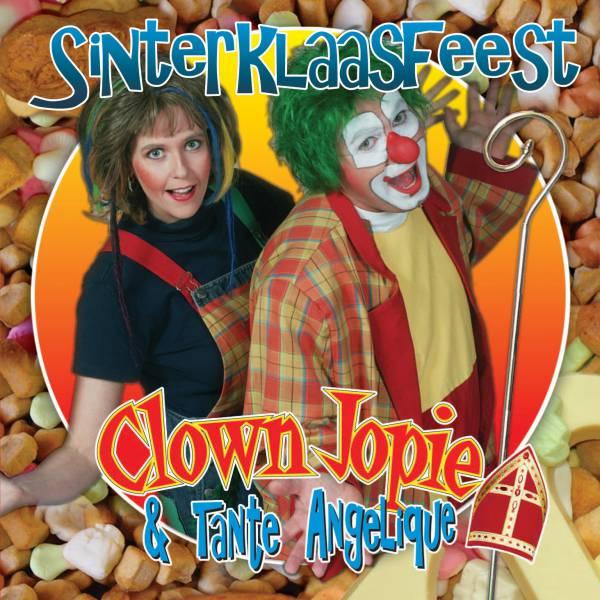 Sinterklaasfeest-clown-jopie-en-tante-angelique