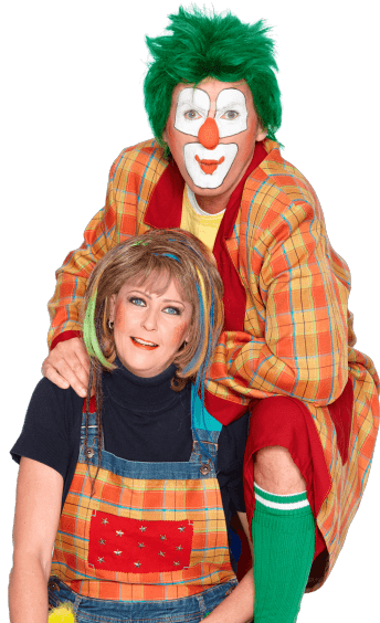 clown-jopie-en-tante-angelique