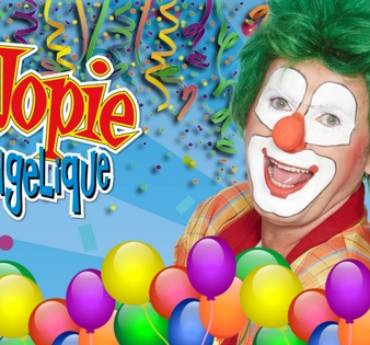 Clown Jopie & Tante Angelique gaan het feestgedruis van Carnaval in!